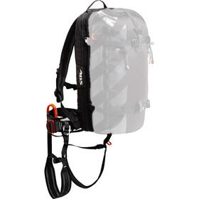 ABS s.CAPE Base Unit Compact Backpack without Activation Unit storm black